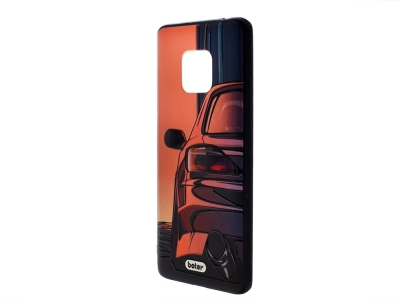 Пластмасов гръб Boter за Huawei Mate 20 Pro, Кола