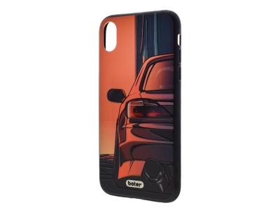 Пластмасов гръб Boter за iPhone XR (6.1), Кола
