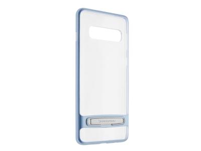 Силиконов гръб Mercury DREAM BUMPER за Samsung Galaxy S10, Син