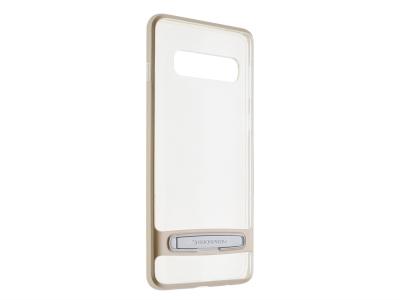 Силиконов гръб Mercury DREAM BUMPER за Samsung Galaxy S10, Златист