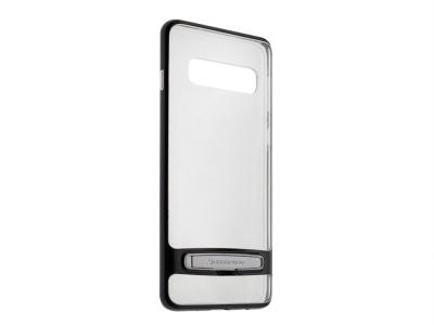 Силиконов гръб Mercury DREAM BUMPER за Samsung Galaxy S10, Черен