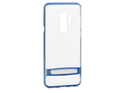 Силиконов гръб Mercury DREAM BUMPER за Samsung Galaxy S9 Plus, Син