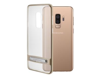 Силиконов гръб Mercury DREAM BUMPER за Samsung Galaxy S9 Plus, Златист