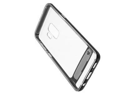 Силиконов гръб Mercury DREAM BUMPER за Samsung Galaxy S9 Plus, Черен