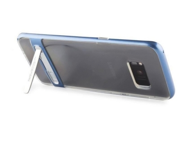 Силиконов гръб Mercury DREAM BUMPER за Samsung Galaxy S8 Plus, Син