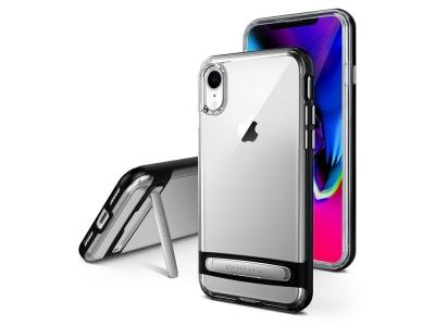 Силиконов гръб Mercury DREAM BUMPER за iPhone XR, Черен