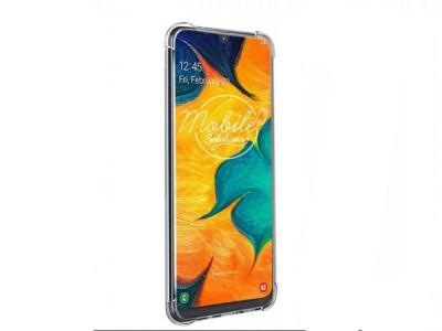 Силиконов гръб Anti Shock 0,5mm за Samsung Galaxy A30/A20, Прозрачен