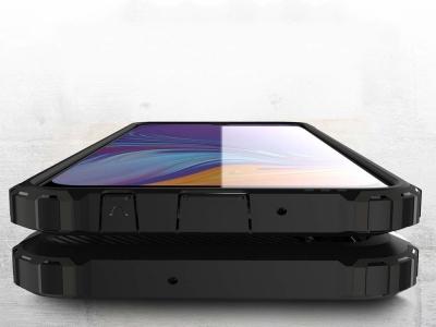 Удароустойчив гръб Armor Carbon за Samsung Galaxy A30/A20, Черен