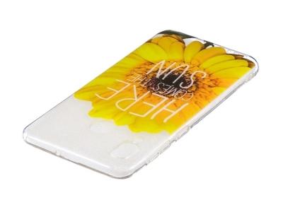 Силиконов Гръб за Samsung Galaxy A30 / A20, Слънчоглед