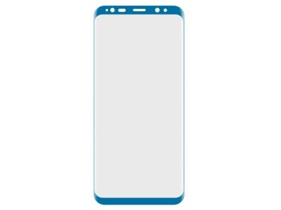 Протектор за Samsung Galaxy S8 G950 (0.1mm) FULL, Син