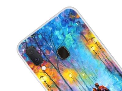 Силиконов Гръб за Samsung Galaxy A20e, Куче
