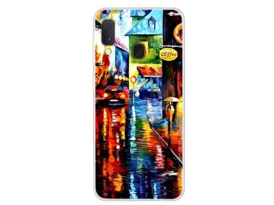 Силиконов Гръб за Samsung Galaxy A20e, Живопис