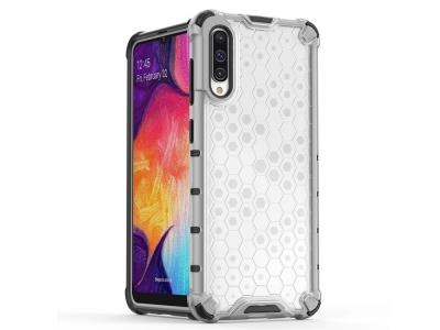 Пластмасов Гръб Shock Absorber за Samsung Galaxy A50/ Galaxy A30s, Бял