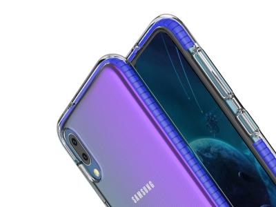 Силиконов Гръб Hybrid Bi-color за Samsung Galaxy Galaxy A10 / M10, Син