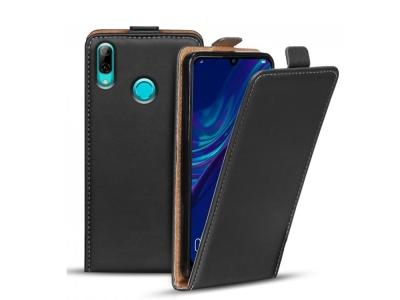 Калъф тефтер Slim Flexy за Huawei P Smart 2019, Черен