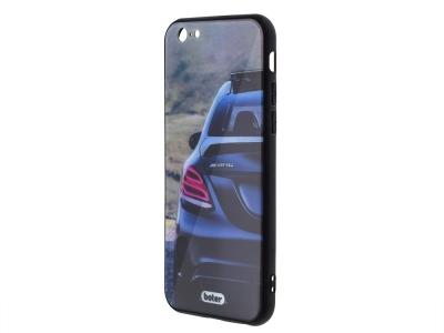Пластмасов Гръб Glass Boter за iPhone 6 / 6S, AMG