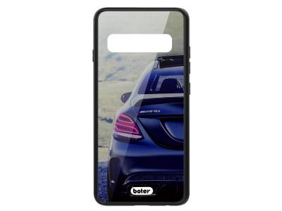 Пластмасов Гръб Glass Boter за Samsung Galaxy S10 Plus, AMG