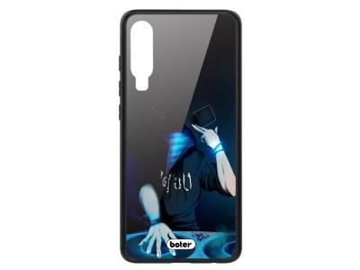 Пластмасов Гръб Glass Boter за Huawei P30, DJ