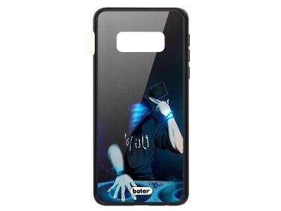 Пластмасов Гръб Glass Boter за Samsung Galaxy S10e, DJ