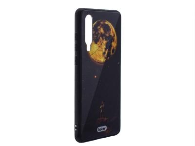Пластмасов Гръб Glass Boter за Huawei P30, Лунен ловец