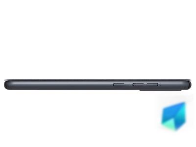 Калъф Тефтер Nillkin Sparkle S-View за Huawei P30, Черен