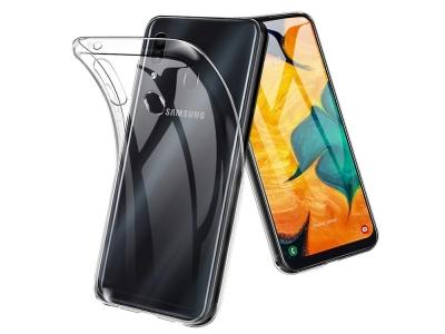 Силиконов гръб 0.5мм за Samsung Galaxy A20e , Прозрачен