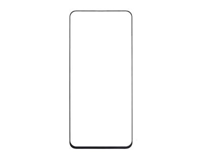 Стъклен протектор RURIHA 3D Full за Samsung Galaxy A80 / A90, Черен