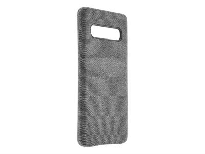 Пластмасов Гръб Texture за Samsung Galaxy S10 Plus - Grey