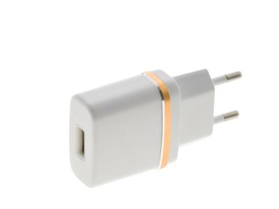 Зарядно устройство 220v USB 1.2A iPhone 5/5S/6/6S