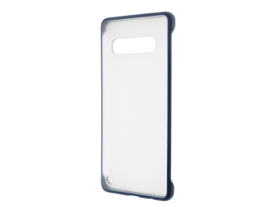 Пластмасов гръб C039 за Samsung Galaxy S10 Plus (G975) , Син