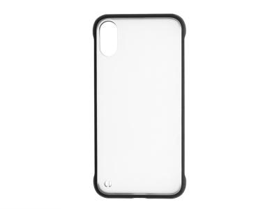 Пластмасов гръб C039 за iPhone X / Xs, Черен