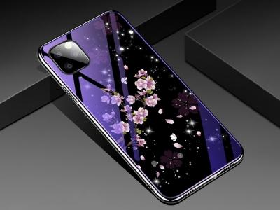 Стъклен Гръб Glass Blue-ray за iPhone 11 Pro (5.8) Цветове