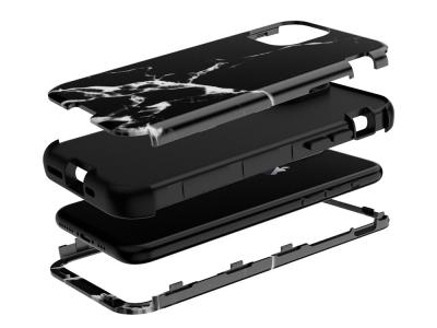 Удароустойчив калъф за iPhone 11 Pro (5.8), Мрамор