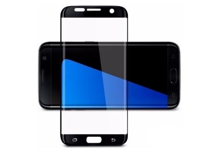 Протектор Samsung Galaxy S7 edge G935, Черен