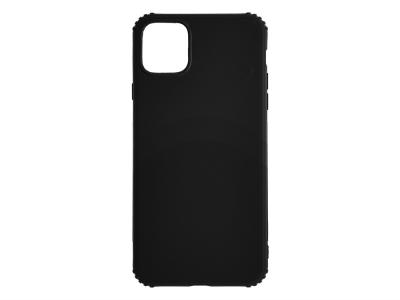 Силиконов Гръб XO Anti Shock за iPhone 11 Pro Max, Черен