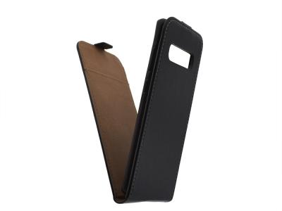 Калъф Тефтер Slim Flexy за Samsung Galaxy S10 Plus (G975), Черен