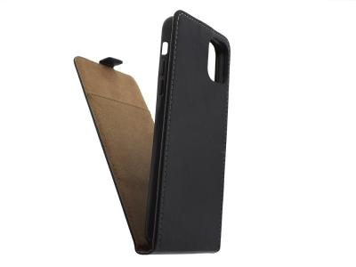 Калъф Тефтер Slim Flexy за iPhone 11 Pro Max, Черен