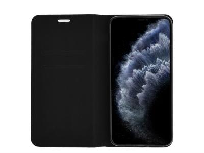 Калъф тефтер Prestige за iPhone 11 Pro Max, Черен