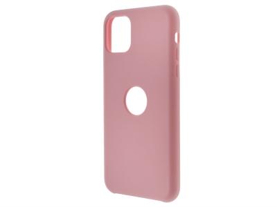 Силиконов Гръб LUX  за iPhone 11 Pro Max (6.5), Розов