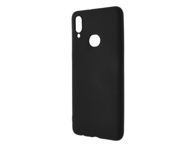 Силиконов гръб Level за Samsung Galaxy A10s, Черен