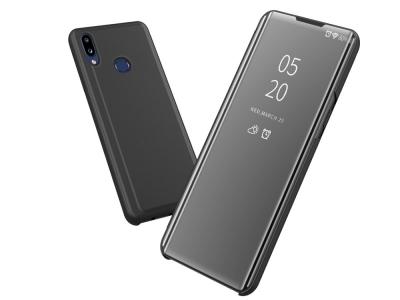 Калъф Тефтер View Window за Samsung Galaxy A10s , Черен