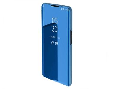 Калъф Тефтер View Window Mirror за Xiaomi Redmi Note 7S /Note 7 / Note 7 Pro, Син