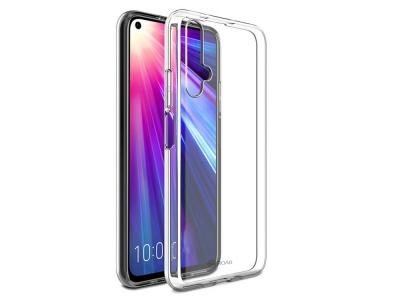 Силиконов гръб Jelly Roar за Huawei Honor 20/ Nova 5T, Прозрачен