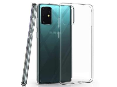 Силиконов гръб за Samsung Galaxy S20 Plus , Прозрачен