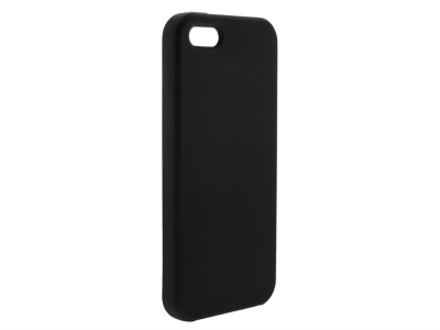 Калъф Гръб LUX за iPhone 5 / 5S / SE, Черен