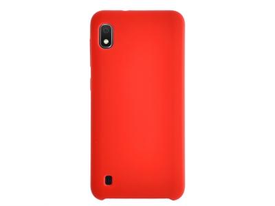 Калъф Гръб LUX за Samsung Galaxy A10 (A105), Червен