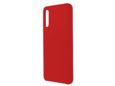 Калъф Гръб LUX за Samsung Galaxy A50, Червен