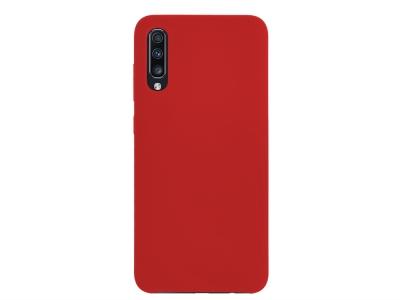 Калъф Гръб LUX за Samsung Galaxy A70, Червен