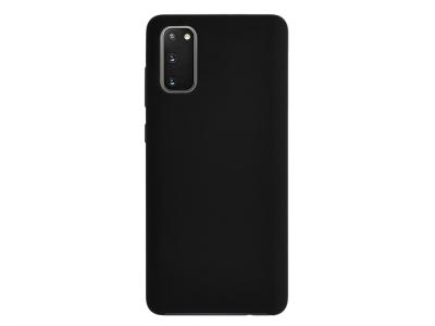 Калъф Гръб LUX за Samsung Galaxy S20 / S11E (G980), Черен