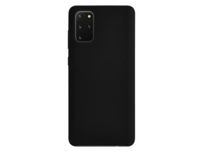 Калъф Гръб LUX за Samsung Galaxy S20 Plus / S11 (G985), Черен